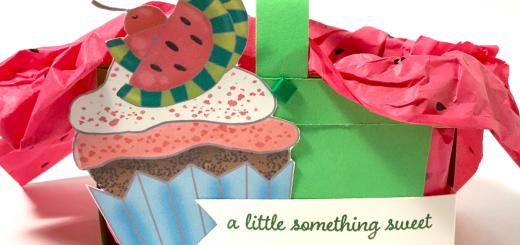 watermelon picnic basket