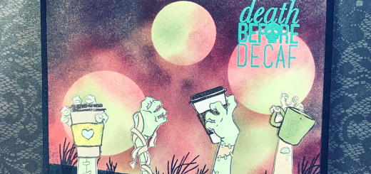 death before decaf zombies