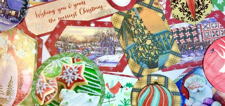 DIY Gift tags using Stampin' Up! Dies