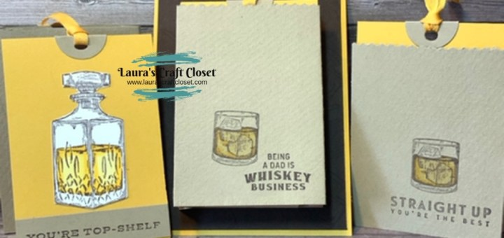 Brown bag whiskey card interactive whiskey business