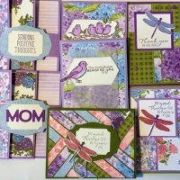 Create with DSP Hydrangea Hill Paper Projects