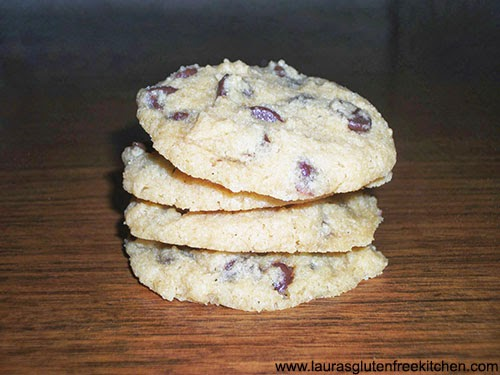 Gluten Free Chocolate Chip Condensed Milk Cookies