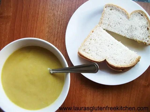 Leak & Potato Soup
