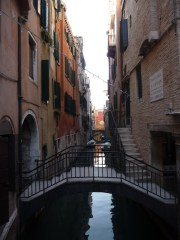 The Bridge of Breasts - named for Venice's prostitutes