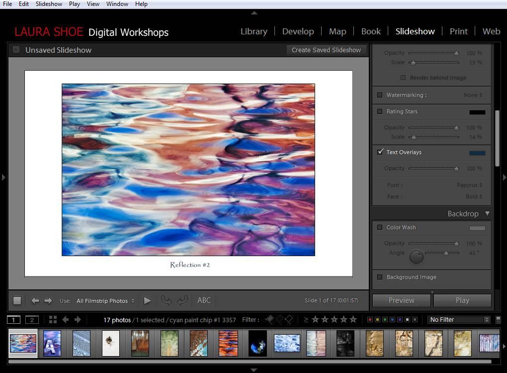 Slideshow module