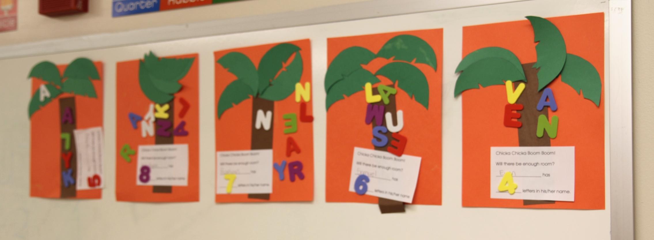 Favorite Activities From The First Week Of Preschool
