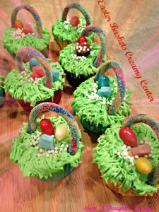 http://momndaughtersavings.com/2014/03/how-to-make-easter-basket-cupcakes-with-a-creamy-center/