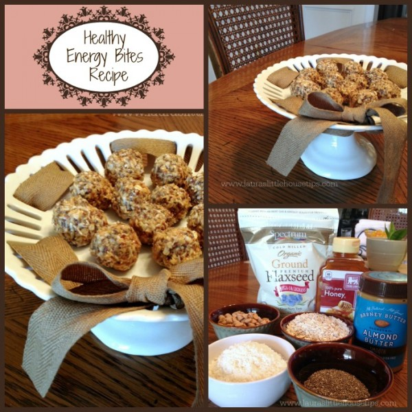 healthy-energy-bites-recipe www.lauraslittlehousetips.com
