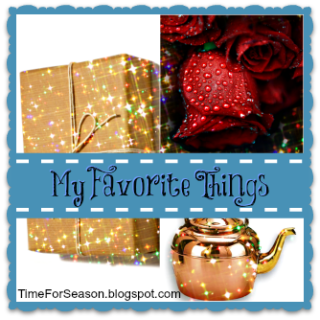 My Favorite Things Link Party! Recipes, DIY's, Crafts and More Sept 21-28