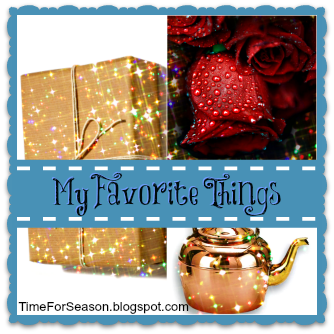 My Favorite Things Link Party