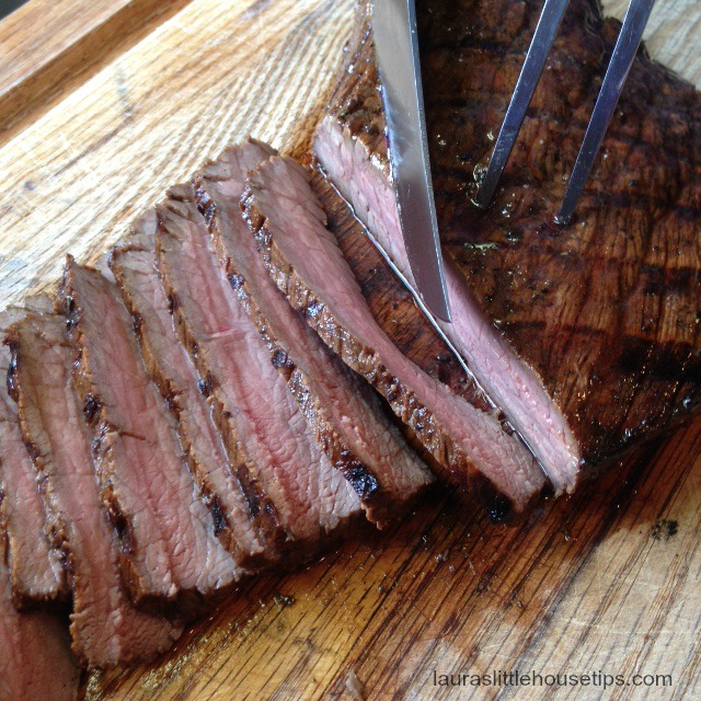 Walmart And Kingsford Charcoal London Broil Blitz Recipe
