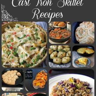 10 Savory Cast Iron Skillet Recipes www.lauraslittlehousetips.com