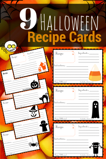 HalloweenRecipeCards#2