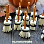 Witches Broom Sticks Recipe www.lauraslittlehousetips.com