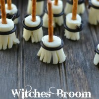 Witches Broom Stick Recipe