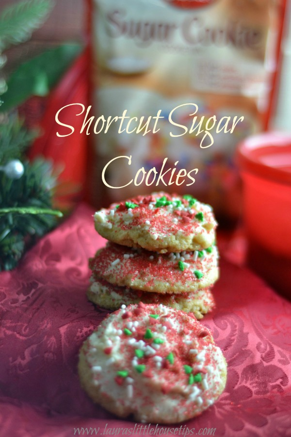 Shortcut Sugar Cookies