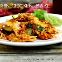 Zucchini Chicken Bake Recipe