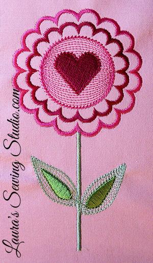Love Blooms No. 7