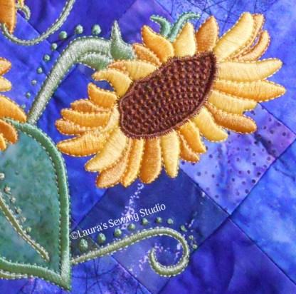 Summer's Gold Sunflowers No. 5