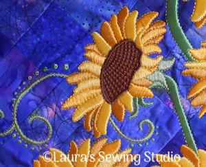 Summer's Gold Sunflowers No. 6