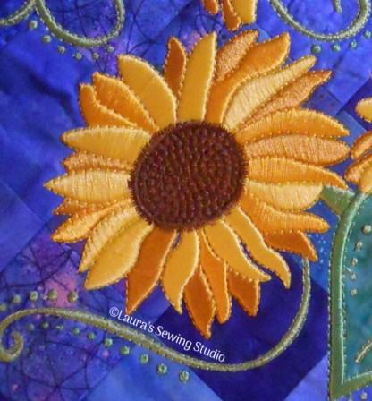 Summer's Gold Sunflowers No. 12
