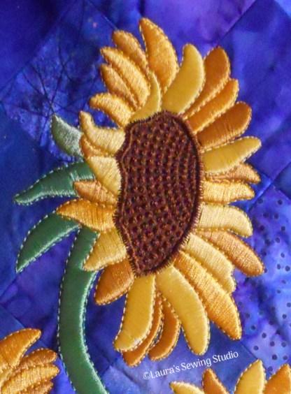 Summer's Gold Sunflowers No. 13