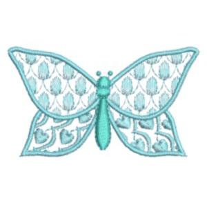 Fancy Fill Butterflies No. 7