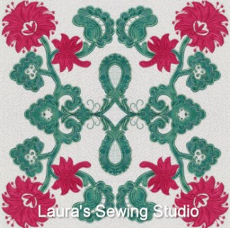 Lauras-Sewing-Studio-Hawaiian-Juiced-avec-Applique