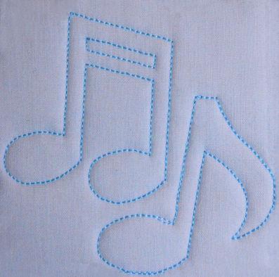 Music Quiltering #49