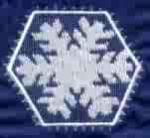 Photosnap Snowflake No. 12