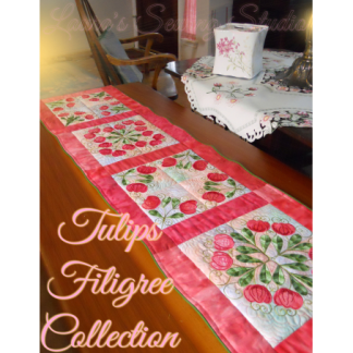 Tulips Filigree