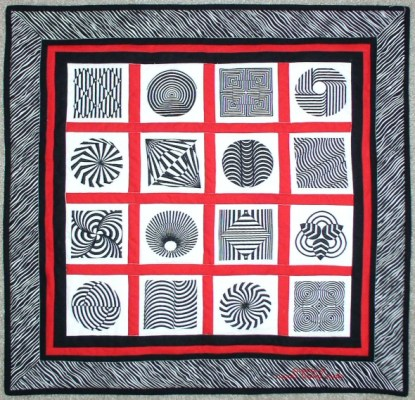 Illusions Quilt Sampler 2