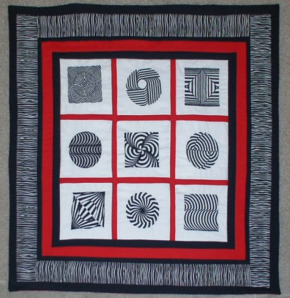 Illusions Quilt Sampler