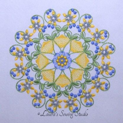 Kaleidoscope Petals No. 2