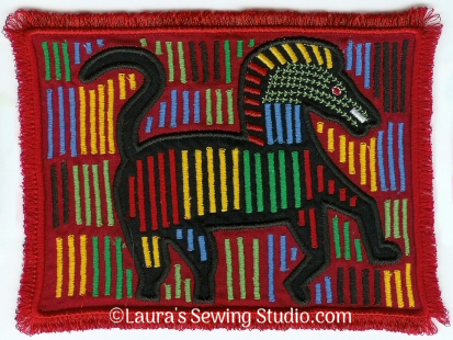 Molas Nouveau The Horse