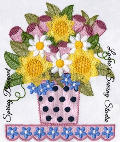Spring Bouquets No. 3