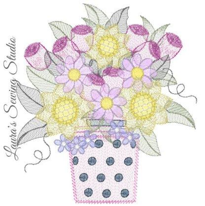 Spring Bouquets No. 1