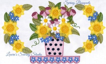 Spring Bouquets No. 5