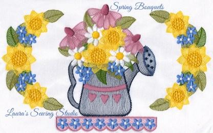 Spring Bouquets No. 2