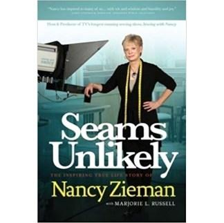 Seams Unlikely: A Memoir by Nancy Zieman