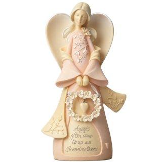 Foundations Grandmother Angel Figurine