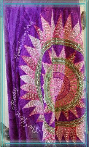 Come check out my Hoop N Quilt New York Beauty Design - Queen of New York