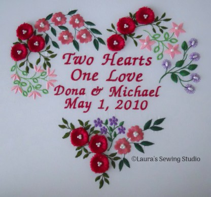 Two Hearts One Love - Dona & Michael