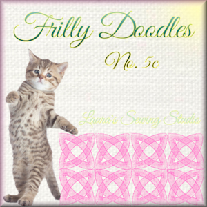 Frilly Dooldes No. 5C - Free Embroidery Design