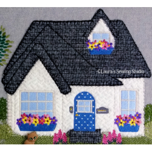 Cottage Love 8-Inch