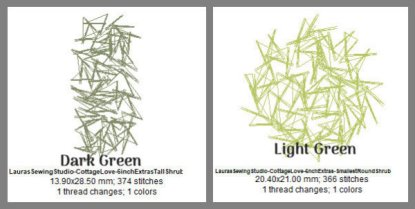 Cottage Love 6-Inch Elements Design Details, Page 3