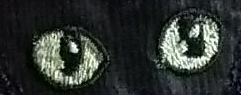Diva Katz No.1 - The Eyes Have It - Variations in Black