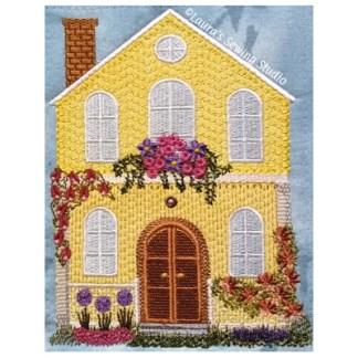 Cottage Rose 8-Inch