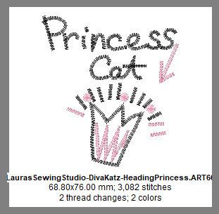 Diva Katz - 9-Inch Design Details, Page 3