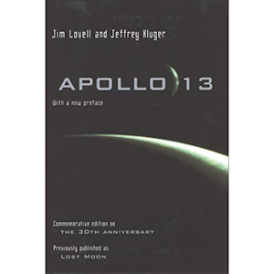 Apollo 13 by Jim Lovell and Jeffry Kluger
